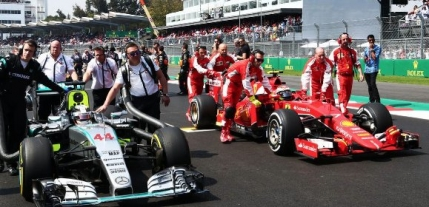 Motoarele V6 raman in Formula 1 pana in 2020