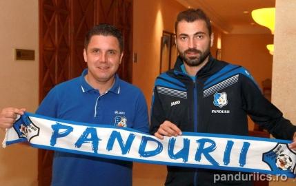 Pandurii a transferat un fost simbol al lui Dinamo