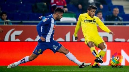 Costel Galca scapa printre degete victoria cu Villarreal si e in cadere libera cu Espanyol