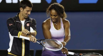 Serena joaca din grasime. Cele doua seturi perfecte ale lui Djokovic si lacrimile nevazute ale lui Federer