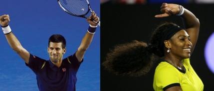 Serena si Djokovic, doua pariuri (ca si) sigure la Australian Open