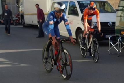 Scandal in Spania dupa ce Eduard Novak a fost dat jos de pe bicicleta
