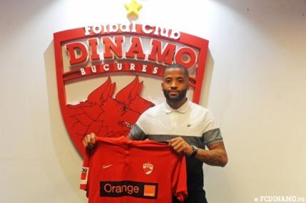 Dinamo l-a luat pe Romario de la ASA Tg.Mures