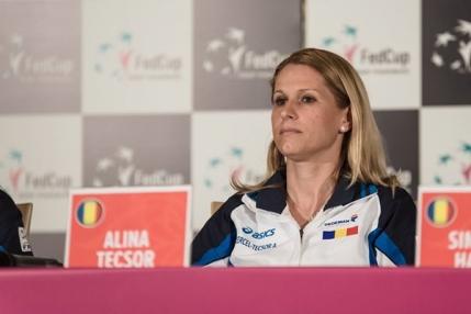 Fed Cup: Alina Cercel-Tecsor comenteaza tragerea la sorti a barajului pentru Grupa Mondiala