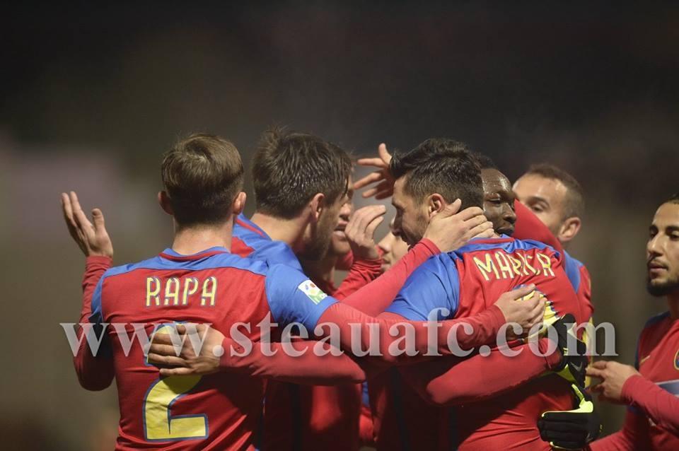 Sondaj: Steaua, echipa cu cei mai multi suporteri in Romania