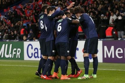 Ibrahimovic o califica pe PSG in sferturile Cupei Frantei