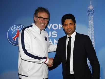Laurent Blanc si-a prelungit contractul cu PSG. Cifre impresionante pentru tehnician