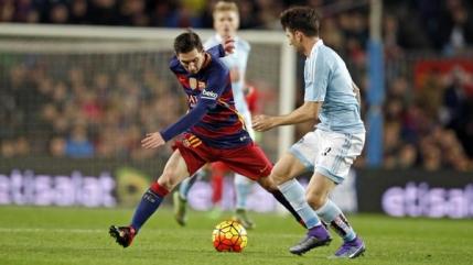 Messi executa incredibil un penalty. I-a lasat pe toti masca (video)