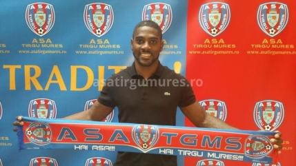ASA Tg.Mures a transferat un atacant format ca junior la PSG
