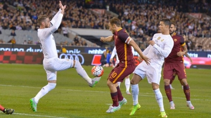 Avancronica si ehipele probabile la AS Roma-Real Madrid