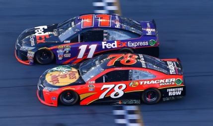 Final de infarct in NASCAR la Daytona 500 (foto)