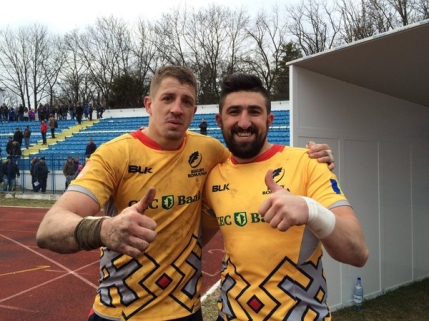 Romania spulbera Rusia in Rugby Europe Championship