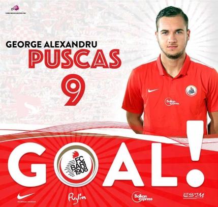 Goluri pentru George Puscas si Sergiu Bus in Serie B