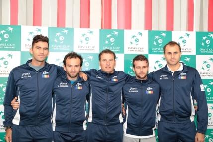 Cupa Davis: O victorie cu Slovenia ne-ar aduce Spania in turul urmator
