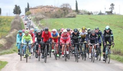 Cancellara, victorie in Strade Bianche. Grosu si Tvetcov printre participanti