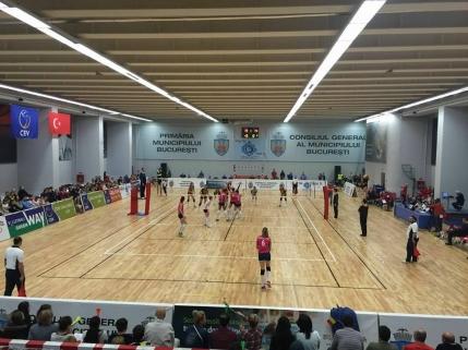 CSM Bucuresti in finala Challenge Cup