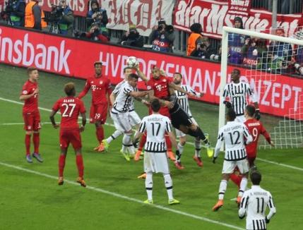 Bayern revine de la 0-2 cu Juventus si castiga spectaculos in prelungiri
