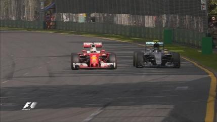 TUR cu TUR Formula 1, Marele Premiu din Australia