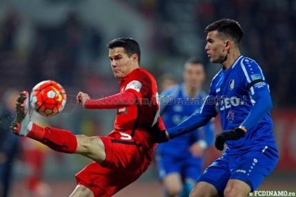 Pandurii scoate egalul pe final de meci cu Dinamo. Rezultat de care profita Steaua