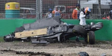 Formula 1 ar putea renunta la sistemul halo dupa accidentul lui Alonso