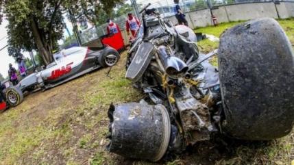 Accidentul lui Fernando Alonso: forță 46G