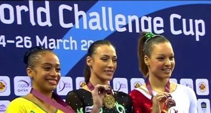 Ponor si Bulimar, medalii la Cupa Mondiala de la Doha