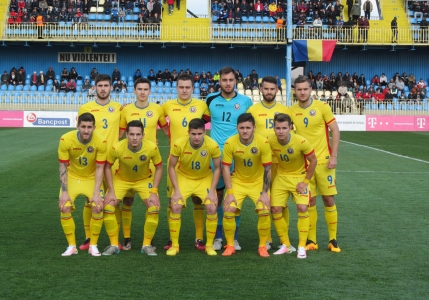 Romania invinge Tara Galilor la tineret si avem sperante pentru turneul final din 2017