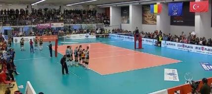 CSM Bucuresti castiga prima mansa a finalei Challenge Cup