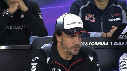 Fernando Alonso oprit de medici sa concureze in Bahrain