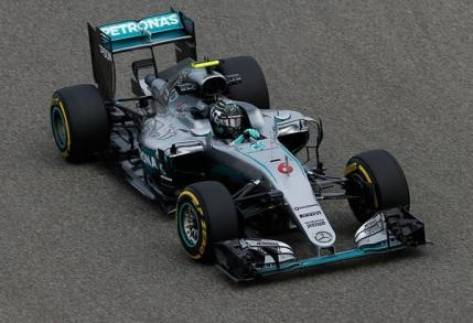 Nico Rosberg domina antrenamentele din Bahrain