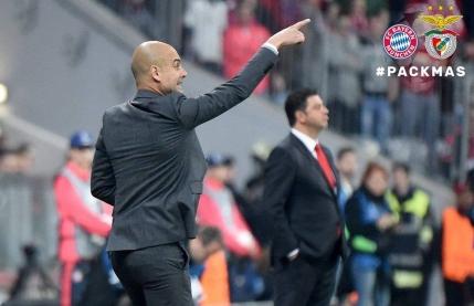 Guardiola intr-un top select al antrenorilor din Liga Campionilor