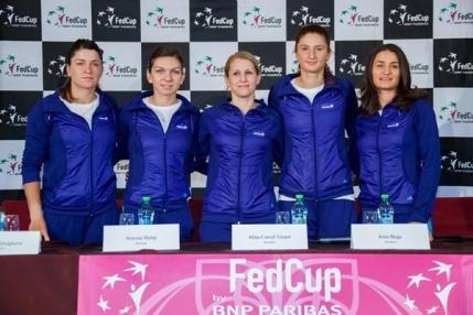 FED CUP: Componenta echipei Romaniei pentru meciul cu Germania