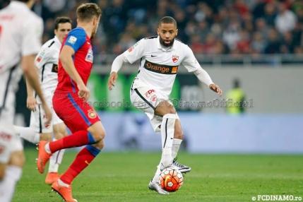 Dinamo o blocheaza pe Steaua in drumul spre primul loc