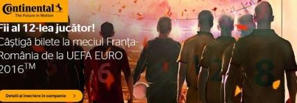 Sansa ta la EURO 2016 cu anvelope de la AnveloSHOP