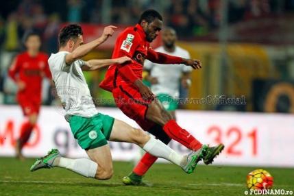 Dinamo n-a reusit remontada si rateaza finala Cupei Ligii