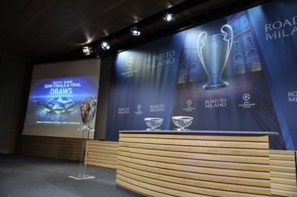Programul semifinalelor Ligii Campionilor