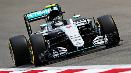Calificari Marele Premiu al Chinei. Rosberg in pole position, Hamilton va pleca ultimul in cursa de duminica