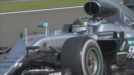 Nico Rosberg castiga Marele Premiu din China si-l egaleaza pe Michael Schumacher