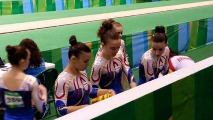 Echipa feminina de gimnastica a ratat JO 2016