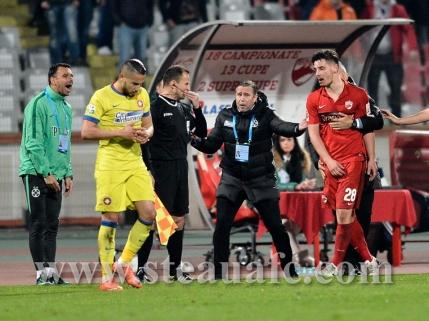 Reghecampf inca nu si-a luat gandul de la titlu. Cum prefateaza semifinala Cupei Romaniei cu Dinamo