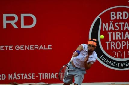 Prima surpriza la turneul ATP de la Bucuresti