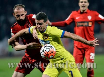 MINUT cu MINUT Cupa Romaniei, Semifinale: Steaua-Dinamo 2-2. Bourceanu eliminat