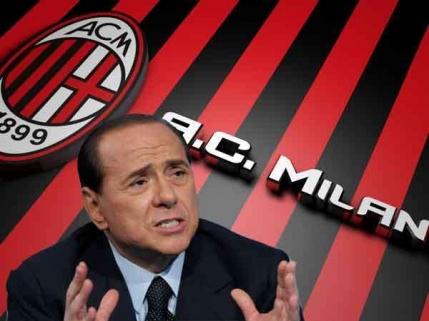Silvio Berlusconi tentat sa vand clubul AC Milan unui grup de investitii din China