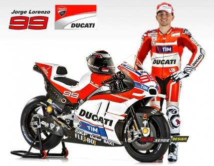 Jorge Lorenzo dezvaluie motivul pentru care a ales Ducati