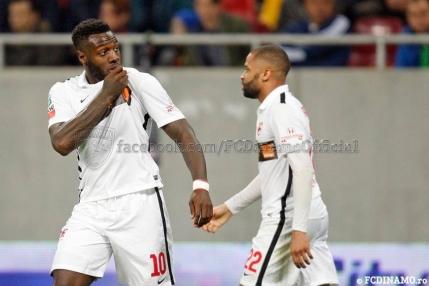Dinamo in finala Cupei Romaniei dupa 2-2 cu Steaua in deplasare