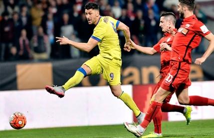 Ciprian Marica ar putea pleca de la Steaua dupa acest sezon
