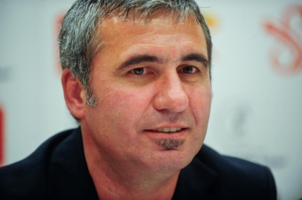 Gheorghe Hagi: