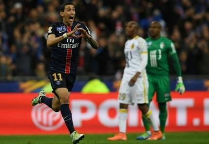 Paris Saint Germain cucereste Cupa Ligii pe mana argentinienilor