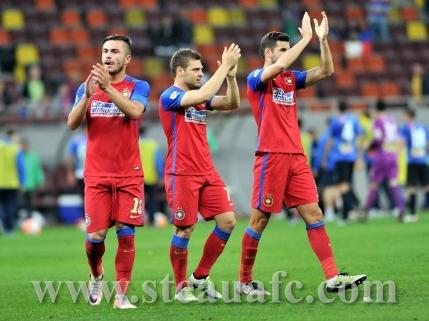 Steaua isi schimba numele din sezonul viitor