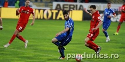 Pandurii si Dinamo s-au anihilat in meciul direct. Hora, ratarea campionatului!